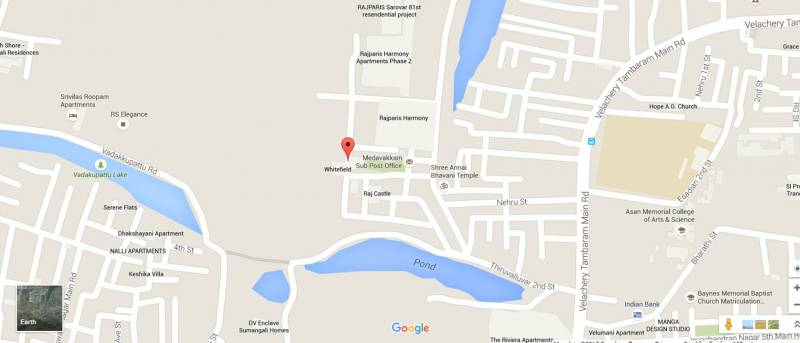 Images for Location Plan of Sankar S And G Villa Phase II