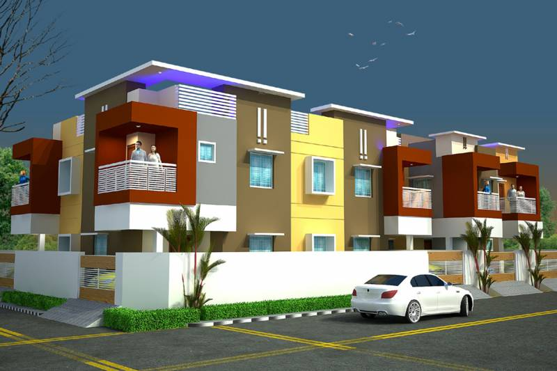 Images for Elevation of Sankar S And G Villa Phase II