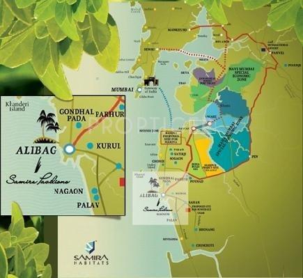 Images for Location Plan of Samira Pavilions