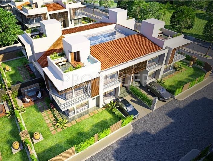 Images for Elevation of Samira Pavilions