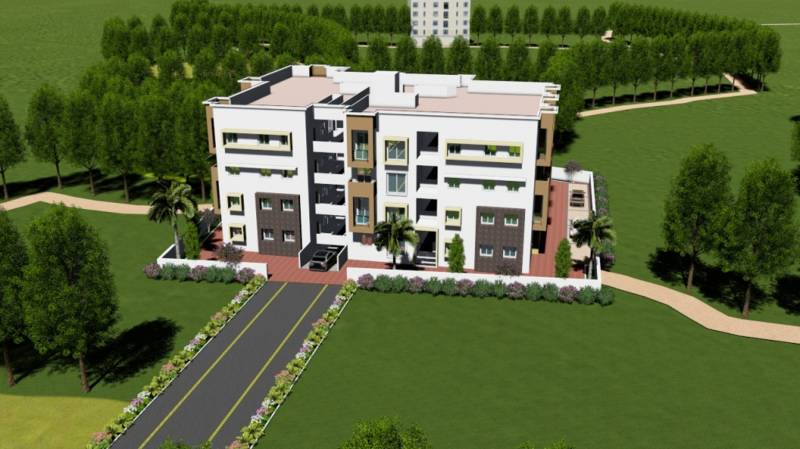 Images for Elevation of Prakruthi Akshara