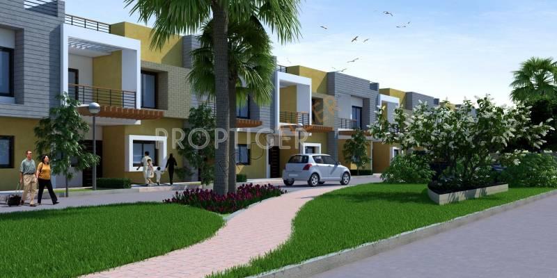 Images for Elevation of Samarth Shikharji Dreamz Villas