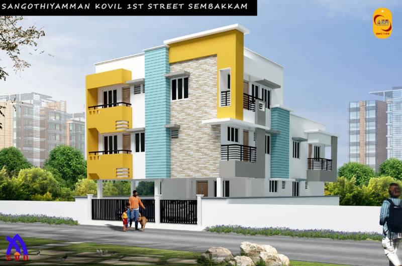 Images for Elevation of SR Sangothiyamman Kovil