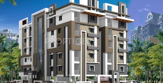 Images for Elevation of AV Madhava Residency