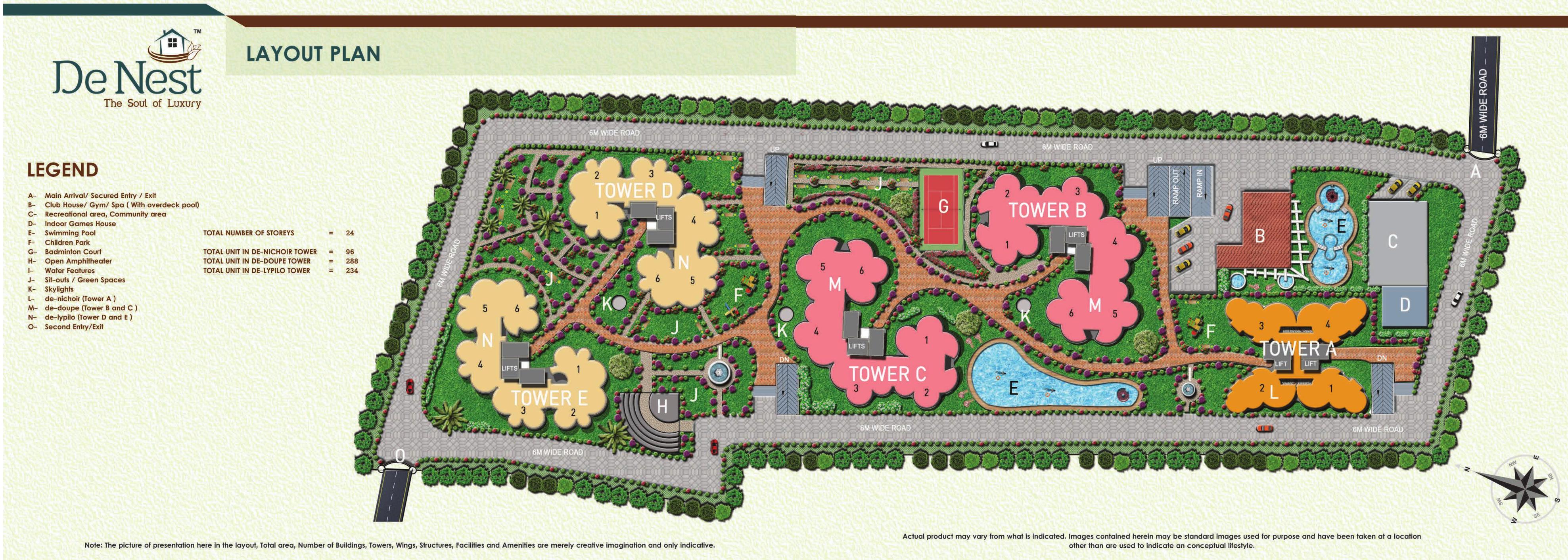 delhi de nest in mandi delhi price location map floor plan