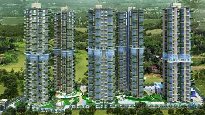 Images for Elevation of Delhi De Nest