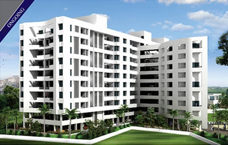 Images for Elevation of Aone Nakshatra Apartment