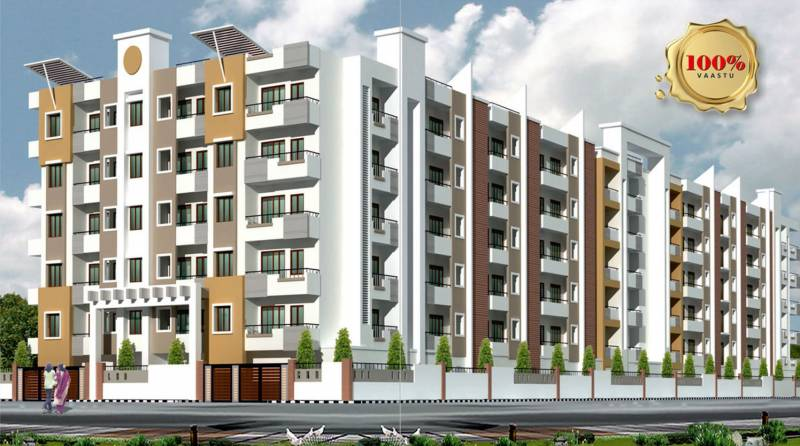 Images for Elevation of Shakthi Elegant Embassy