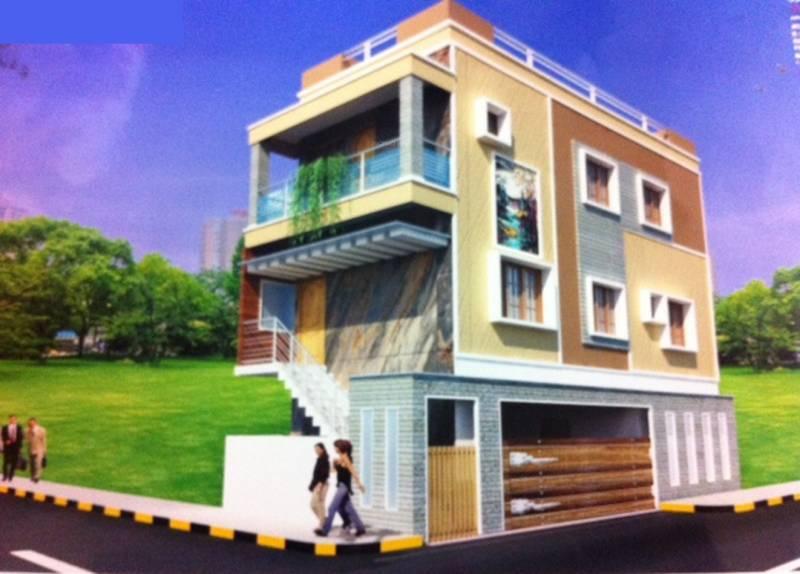 Images for Elevation of Shakthi Individual House
