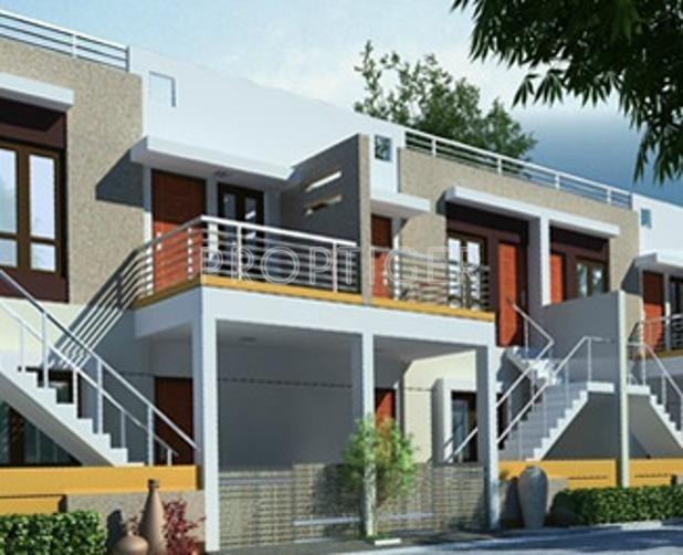 Images for Elevation of Rai Bhavya Ganesh City Villa