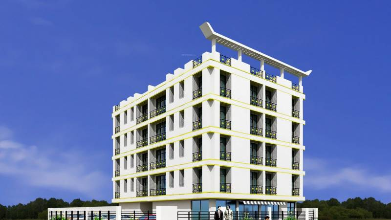 Images for Elevation of Builcon Basundhara Apartment