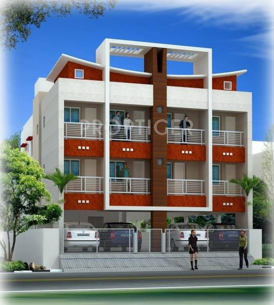 Images for Elevation of MM Sbi Colony