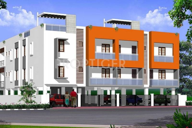 Images for Elevation of MM Lakshmi Nagar