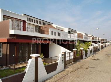 Images for Elevation of Naiknavare Dwarka Rowhouses