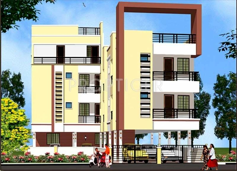 Om shakthi construction Residential Apartments