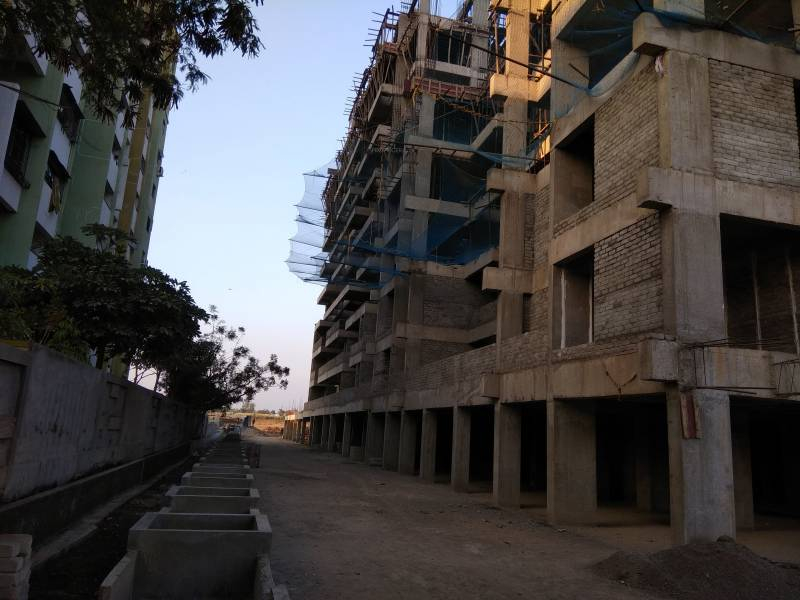 Images for Construction Status of Three S Shaurya Residence