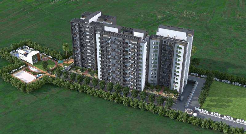 shaurya-residence Images for Elevation of Three S Shaurya Residence