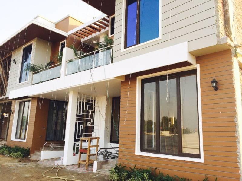 green-villa Images for Elevation of Kingson Green Villa