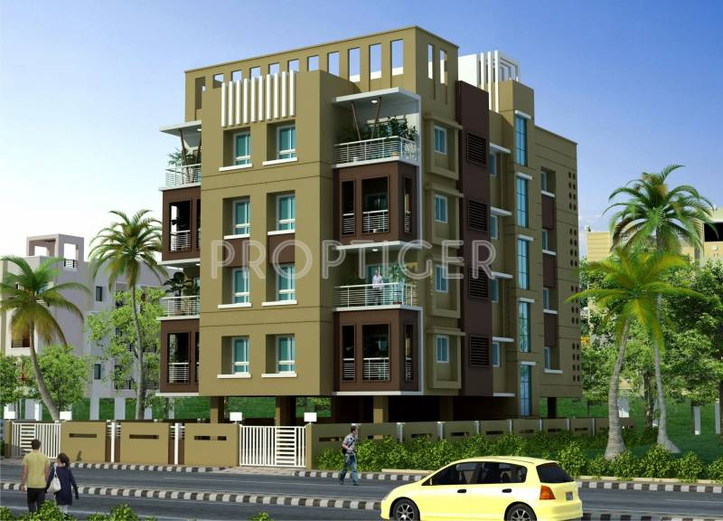Images for Elevation of Satyam Woods