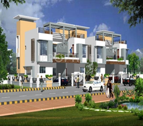 Images for Elevation of Satyam Twins