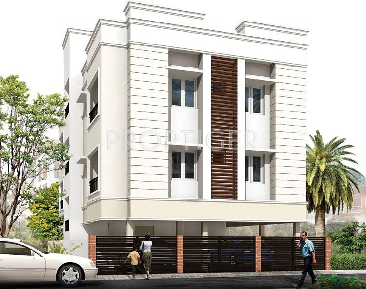 Images for Elevation of Sikara Lapad