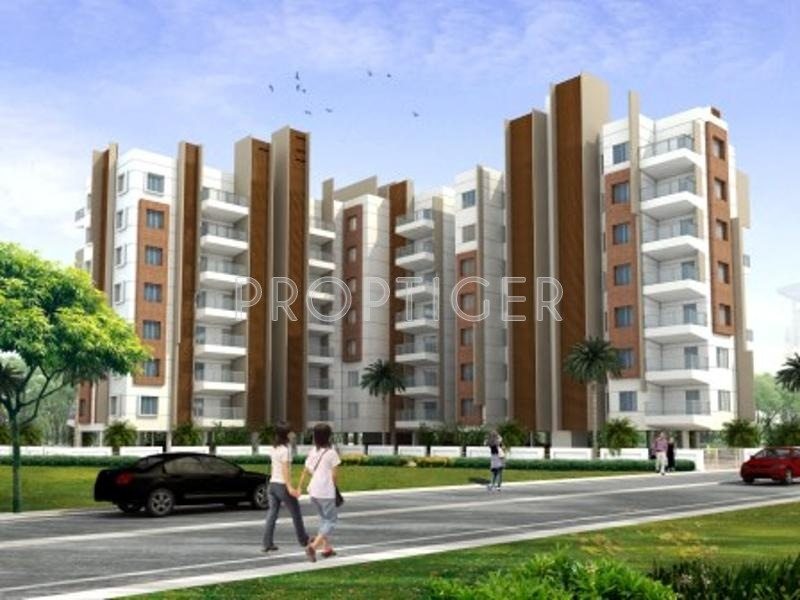 Images for Elevation of Gajanan Chintamani Heights