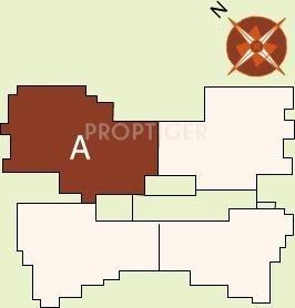 K P Varkey and V S Builders Golden City Nest Layout Plan