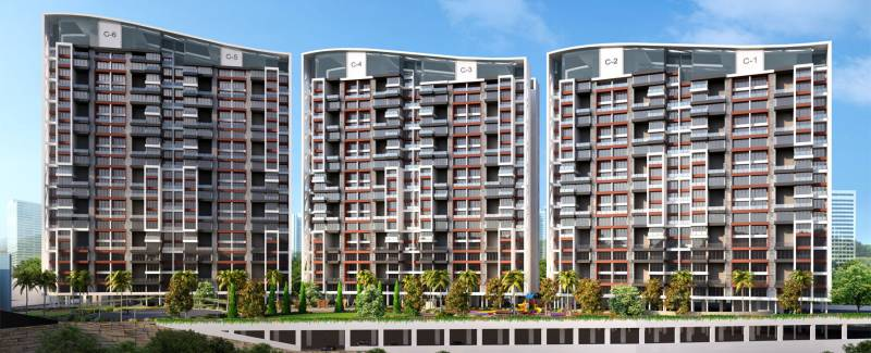 Images for Elevation of Bhumiraj Hills