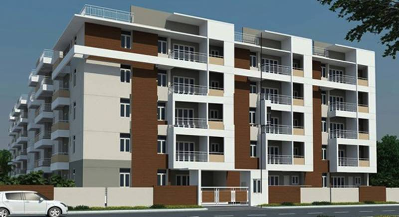 Images for Elevation of Sri Sai Builders Horamavu Bangalore Sri Sai Jingle Heights