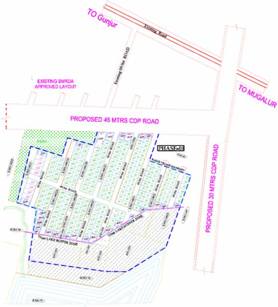 Images for Layout Plan of Adhya Adhya Jagruthi