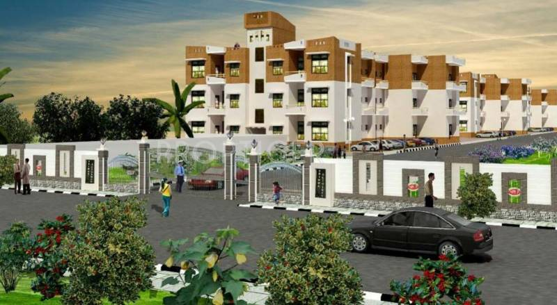 Images for Elevation of Bhoomi Vrinda Elegance Apartment