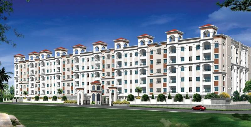 Images for Elevation of Muppa Homes Aishwarya Condos