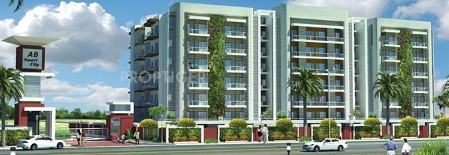 Aaradhya Bhoomika Constructions Smart City Phase I Apartments