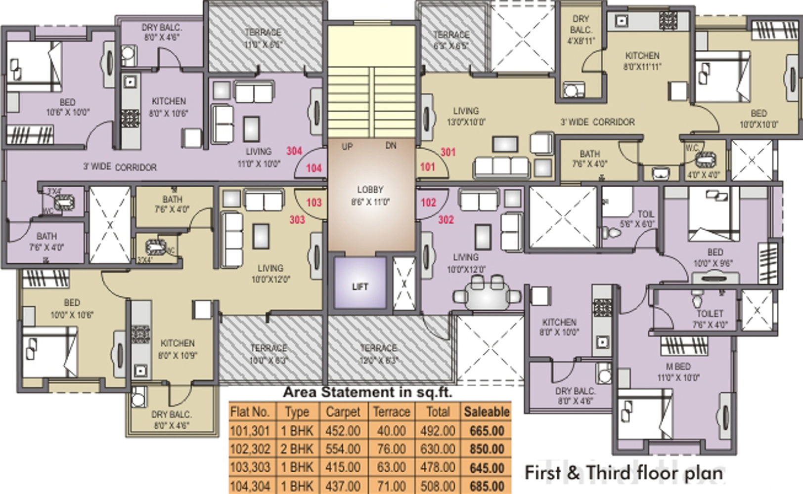 850 sq ft 2 bhk 2t apartment for sale in swaraa 133 orange 850 sq ft