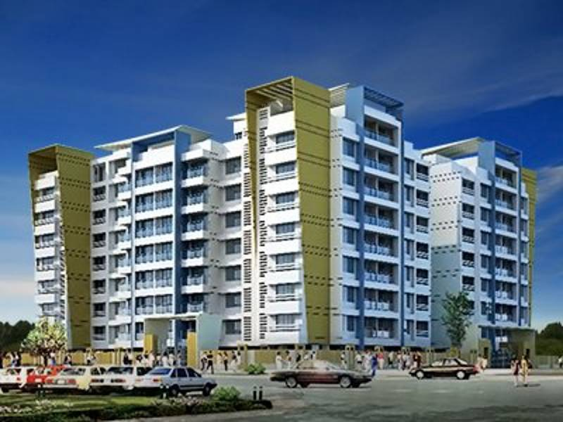 riddhi-siddhi-park Images for Elevation of Riddhi Siddhi Infra Projects Riddhi Siddhi Park