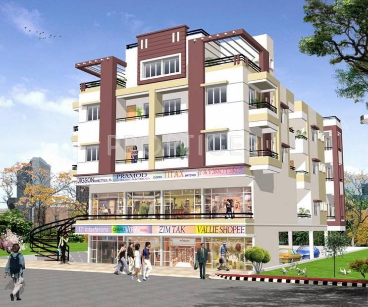 Images for Elevation of M K Swamikrupa Height