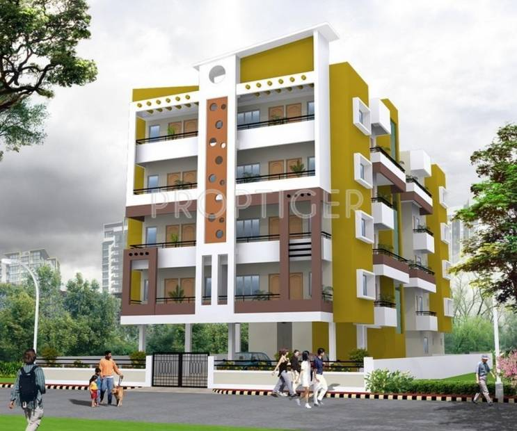 Images for Elevation of M K Shree Residency