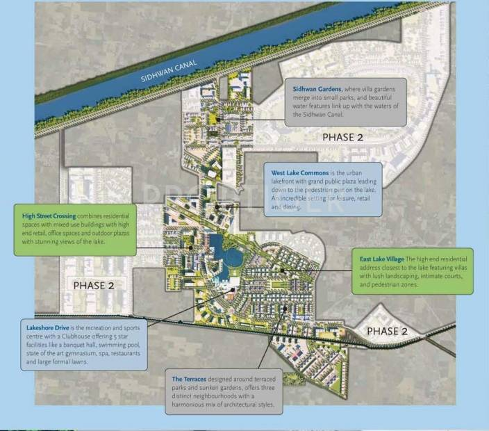 Images for Master Plan of Ireo Oyster Plots