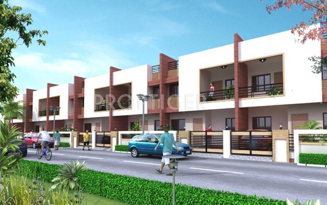 1520 Sq Ft 3 Bhk 3t Villa For Sale In Fortune Builders Soumya Atlantis Villa Bagmugalia Bhopal