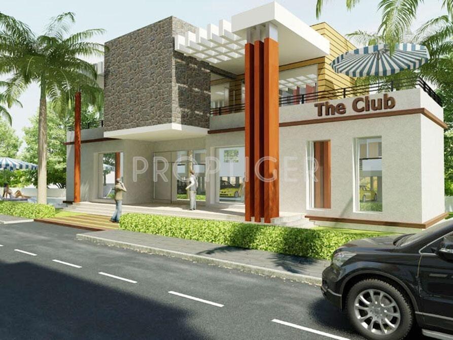 1500 Sq Ft 3 Bhk 3t Villa For Sale In Fortune Builders Soumya Heritage Villa Shahpura Bhopal
