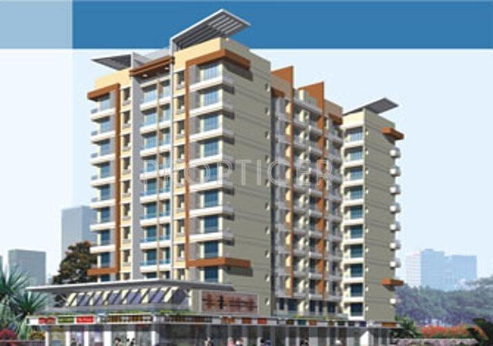 Images for Elevation of PIL Developers Vishveshwar Tower