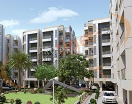 Images for Elevation of Om Shivam Residency