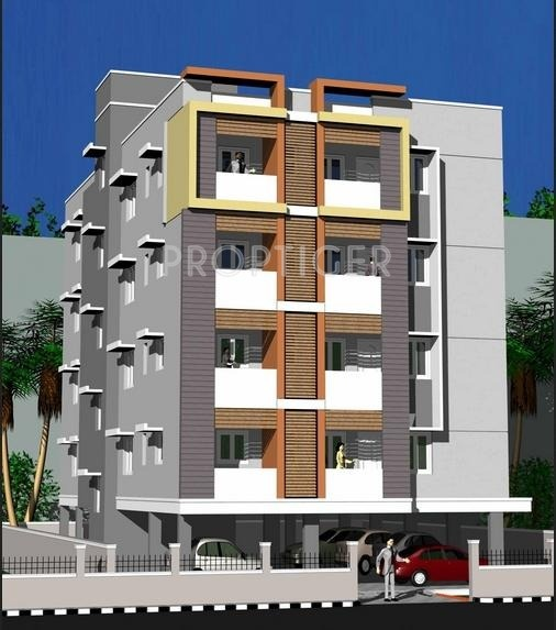 Images for Elevation of SK Builders and Promoters Sri Neya Residency
