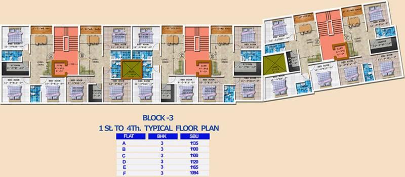greenshire Images for Cluster Plan of Rajwada Greenshire