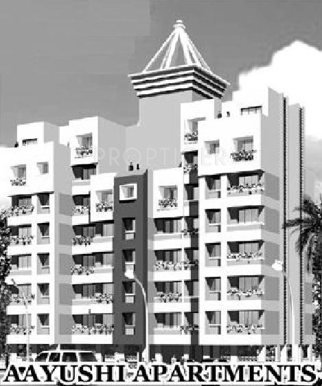 Images for Elevation of Om Shivam Aayushi Apartments