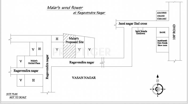 Images for Location Plan of Build Malars Wind Floor