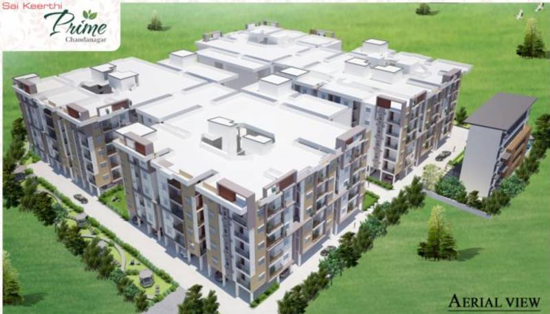 Images for Elevation of Sai Jyothi Constructions Hyderabad Keerthi Prime