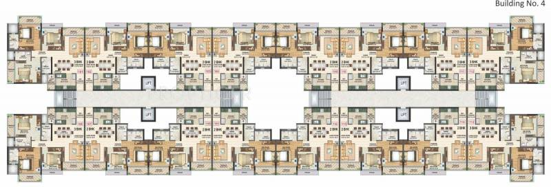 Images for Cluster Plan of Nariman Enclave