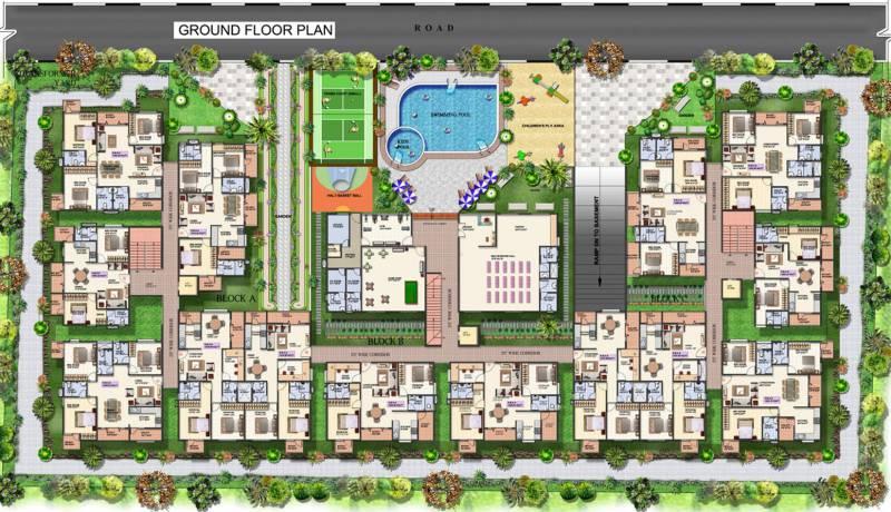 Images for Cluster Plan of Pragna Whistling Woods