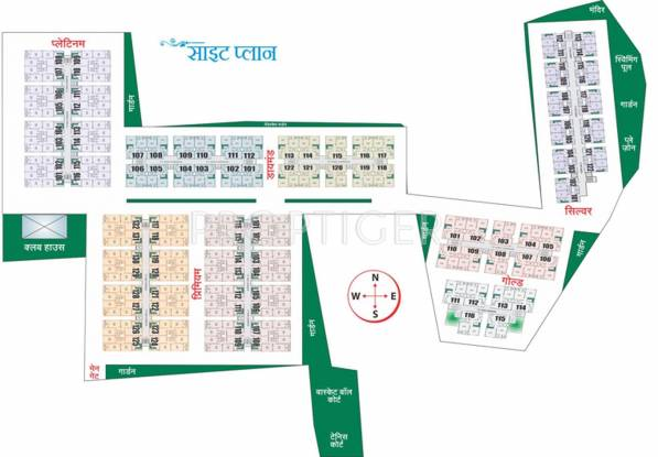 Images for Site Plan of Nariman City Nariman Point